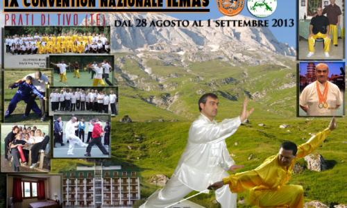 IX° Convention Nazionale ILMAS – PRATI DI TIVO (Teramo, Abruzzo) – 2013