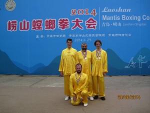 Laoshan2014-foto-gruppo
