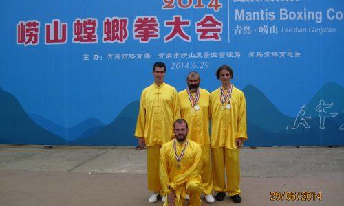 Vogheresi Campioni in Cina