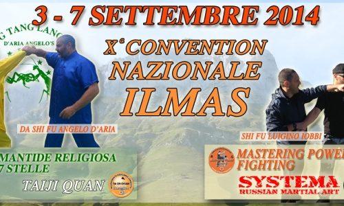 X° Convention Nazionale ILMAS – PRATI DI TIVO (Teramo, Abruzzo) – 2014
