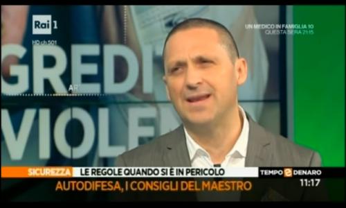 Maestro Luigino Iobbi ospite a Tempo e Denaro