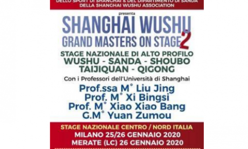 Raduno Nazionale PWKA Nord Italia 2020